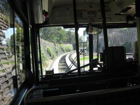 Adelaide's O-Bahn