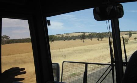 Beyond Adelaide Hills - Dry Flat Terrain