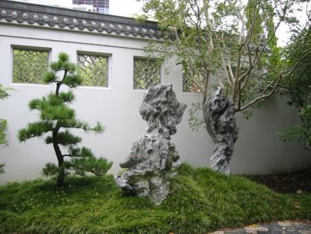 Chinese Garden Rocks