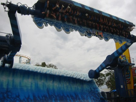 DreamWorld Ride - WipeOut