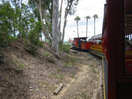 DreamWorld's Train