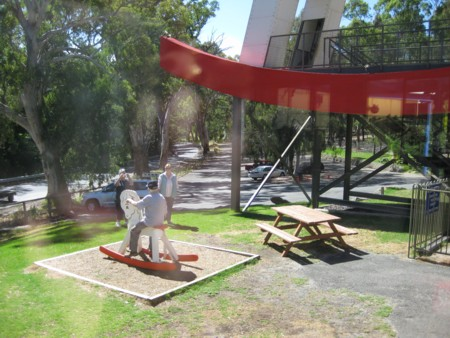 Gumeracha's Two Rocking Horses