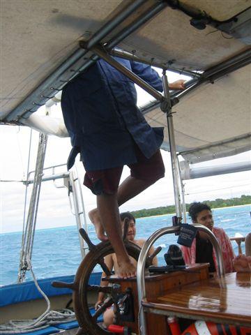 Jason steering