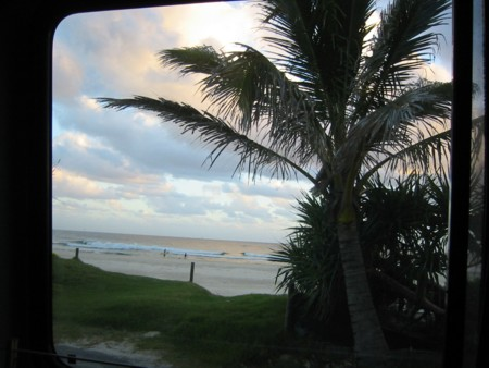 Kingscliffe Caravan site Ocean View