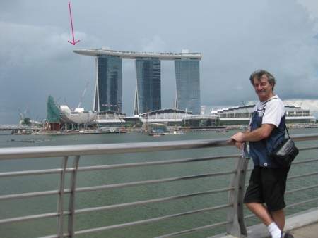 Marina Bay Sands Viewing Platform