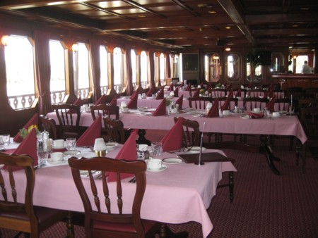 Murray Princess Dining Room
