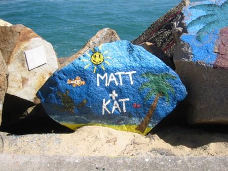 Nambucca Heads Rocks -Matt & Kat