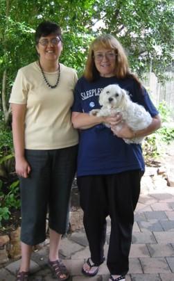 Pam, Otis & May