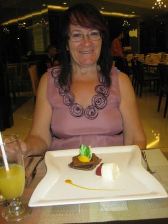 Park Hotel - May's Ganache Dessert