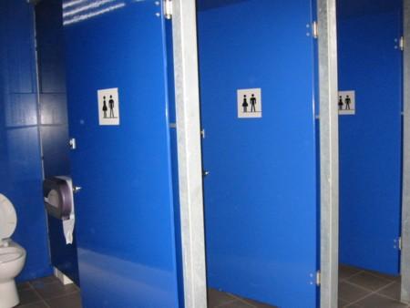 Roma Street Parklands public toilets