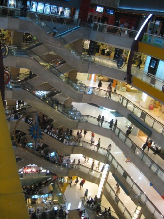 Singapura Plaza - Seven Floors of Shopping