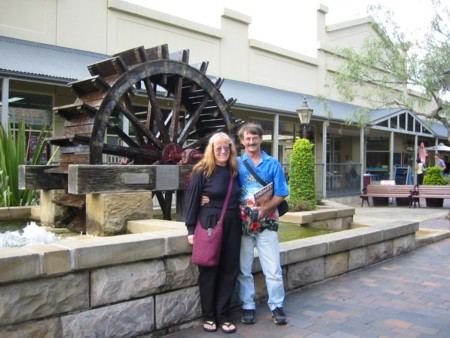 Windsor's Waterwheel