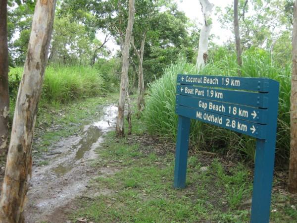 Walking Tack Signposts