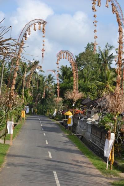 Roadside Decorations