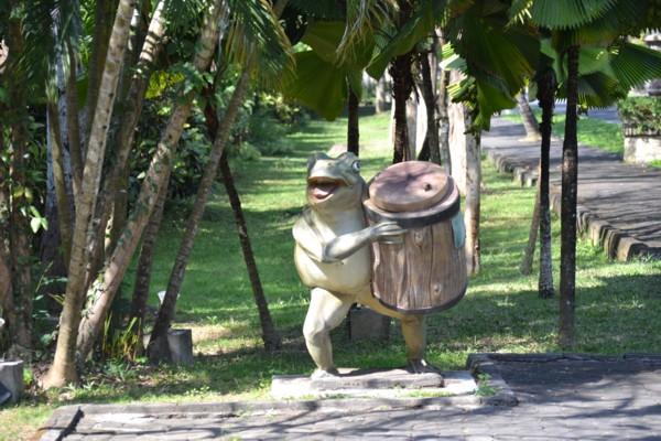 Froggy Bin