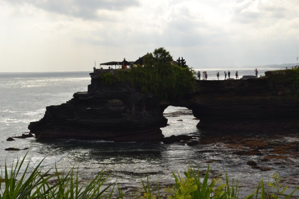 Tanah Lot's 'Other Bit'