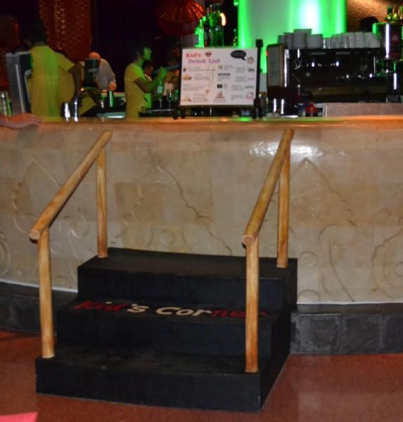 Children's Bar Steps