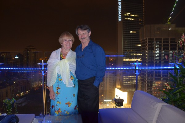 Us at the 29th Floor Night Club