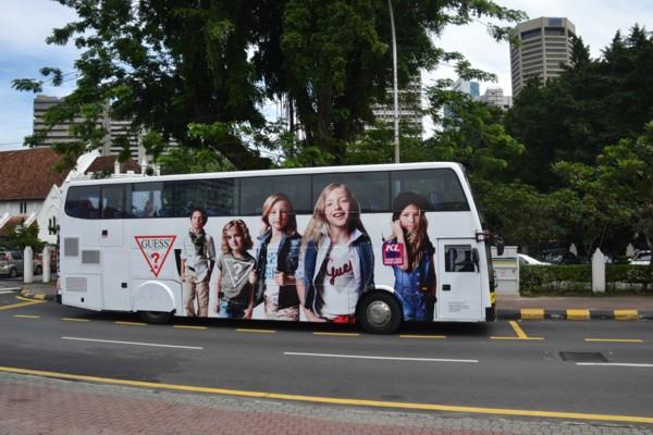 Hop On Hop Off (HOHO) Bus