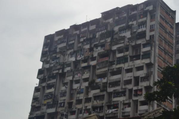 Half a Building?