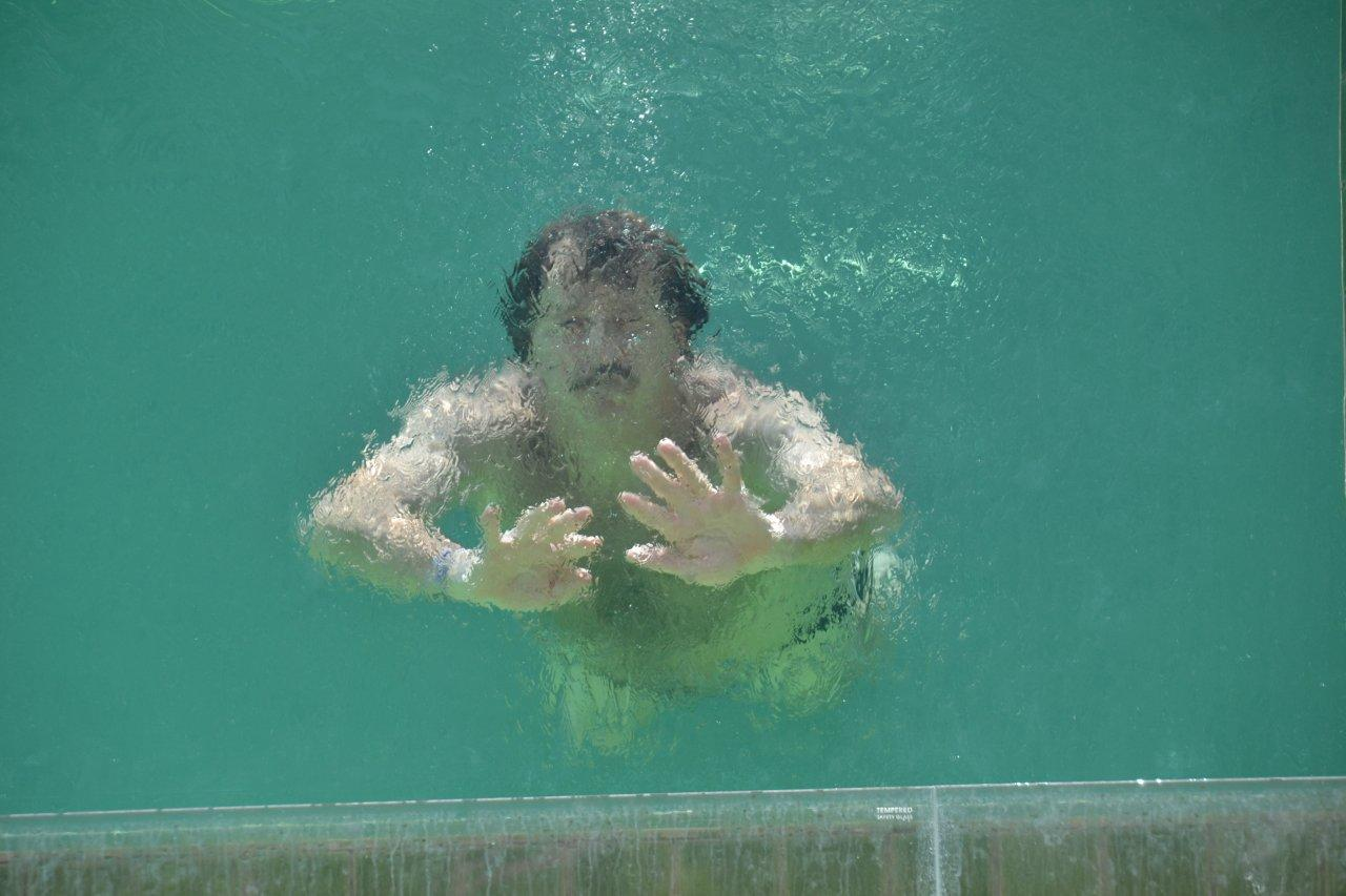 David Underwater