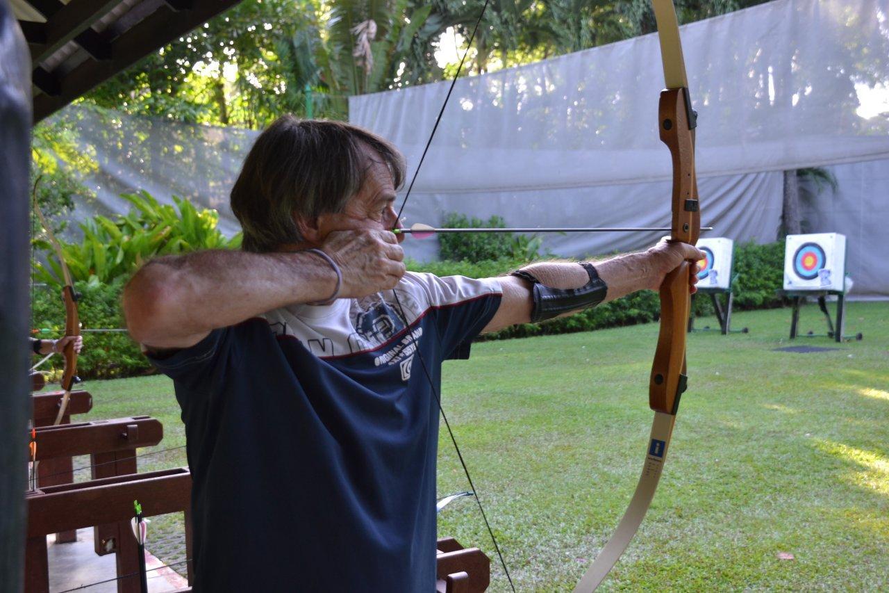 David the Archer