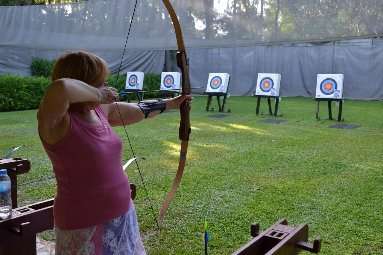 May - the Archeress?