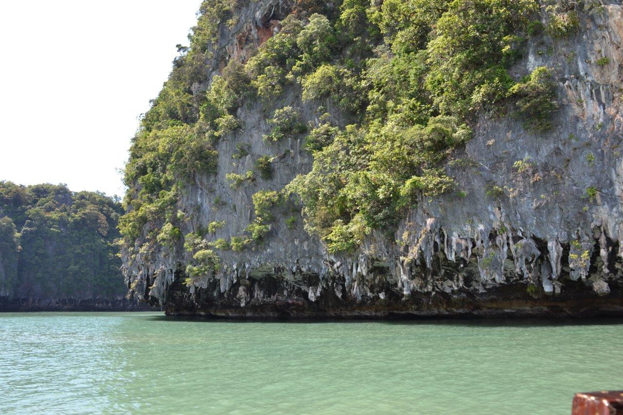 Island Erosion