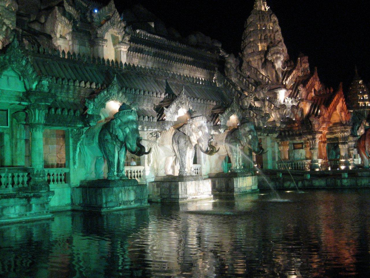 Elephant Palace at FantaSea