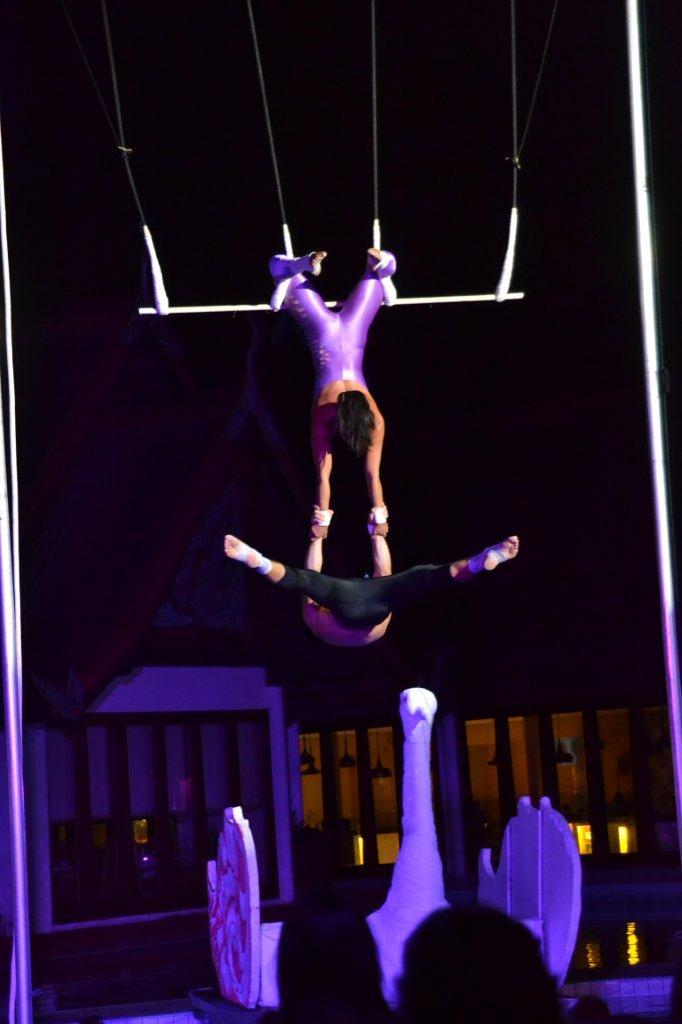 Trapeze Show