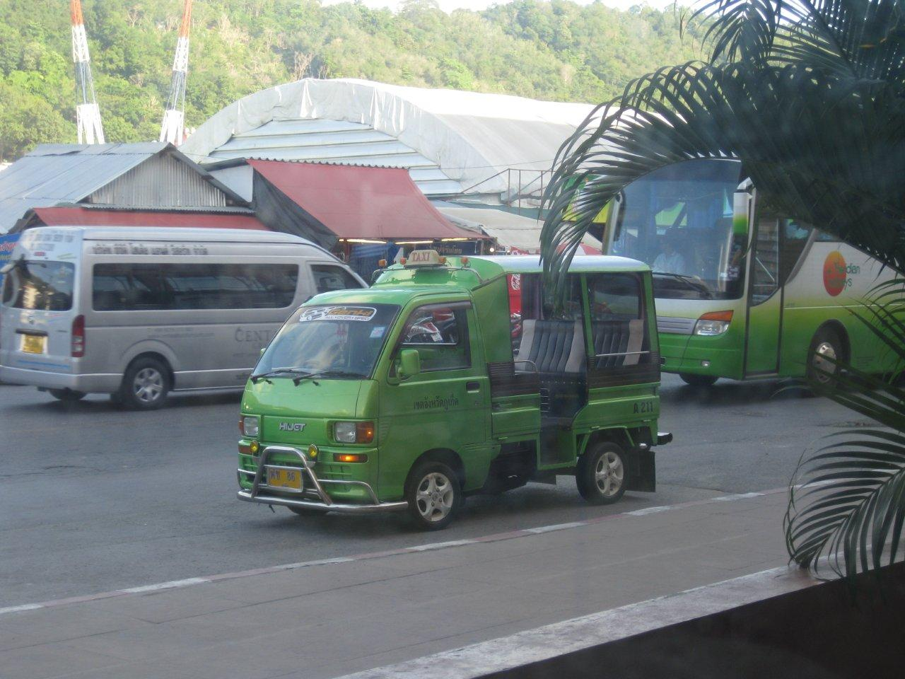 Green Tuk Tuk & Coach